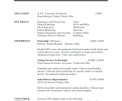 resume surgical tech resume surgical tech resume objective sample