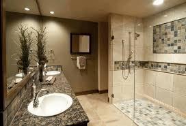 kitchen tile backsplash ideas trendy red wooden cabinet trendy