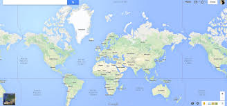 Trinidad On World Map by World Maps Google Bitt With Map Roundtripticket Me