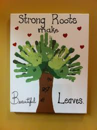 strong roots make beautiful leaves great grandparents christmas