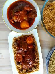cuisines senegalaises thiéré bassi salté ou thiéré tamkharite senecuisine