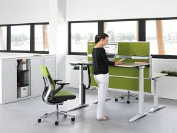 Standing Or Sitting Desk Height Adjustable Desks Should You Be Standing Or Sitting