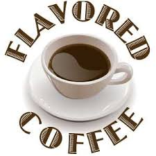 flavored coffee