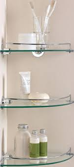 Floating Glass Shelves For Bathroom Regaling Regard Home Design Floating Glass Shelves Brackets