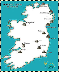 Dublin Ohio Map by This Itinerary Is Ideal For A 5 Day Trip To Ireland Outside Dublin