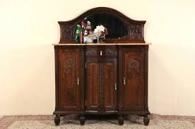 view photos of antique marble top sideboards showing 20 of 20 photos