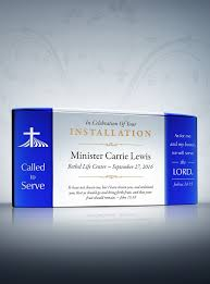 pastoral installation plaques pastor