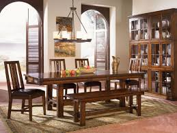 Dining Room Sets With China Cabinet 11pc Mahogany Dining Room Set Chippendale China Buffet Ebay Image