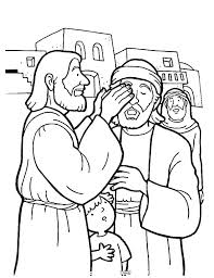 100 ideas coloring pages jesus healing sick