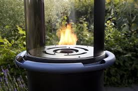 patio flame heater the faber tube patio heater