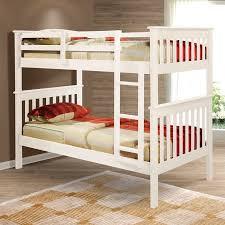 Donco Bunk Bed Reviews Donco Mission Bunk Bed Walmart