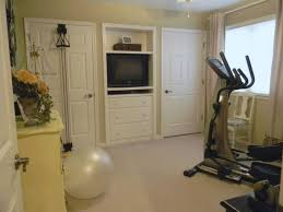 forever decorating my exercise room tour