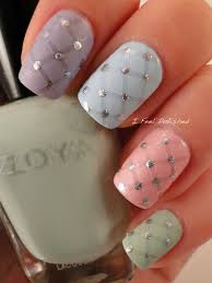 Easter Nail Designs I Feel Polished Easter Nails