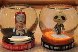 endearing homemade halloween centerpieces inspiration presenting