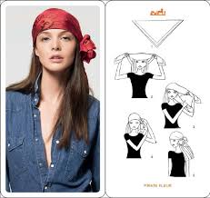 Halloween Pirate Costumes Women Designers Block Hermes Fold Tie Scarf Hairstyles