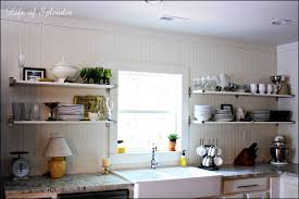 Kitchen Shelving Units by Interior Flawless Prodigious Open Kitchen Shelves Decorating