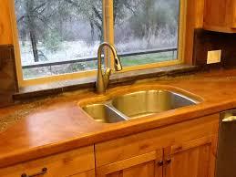 Resurface Kitchen Countertops by Concrete Countertops Pictures Custom Concrete Countertops