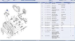 part number help headlight repair tab mk4 golf mkiv mk4 golf