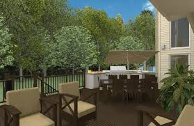 Outdoor Living Space Plans by Outdoor Living Space Design In Monmouth County Design Build Pros