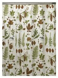 Shower Curtains With Trees Creative Bath S0991nat Northwoods Shower Curtain Shower Curtains