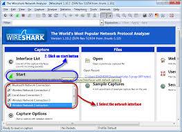 wireshark tutorial analysis wireshark tutorial network passwords sniffer
