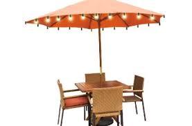 solar led umbrella lights happy outdoor umbrella with solar lights patio dj djoly outdoor
