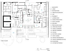 Ucla Housing Floor Plans Ucla Outpatient Surgery And Medical Building Healthcare Design