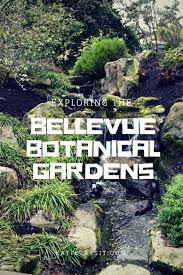 Botanical Garden Bellevue Bellevue Botanical Garden Trys It