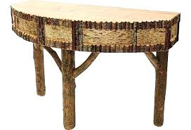 half oval console table half circle console table semi circle console table co modern