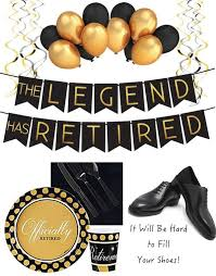 retirement party decorations retirement party archives party themes ideas party supplies