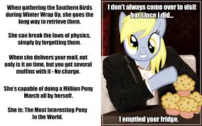 Protip Meme - image 157311 derpy hooves know your meme