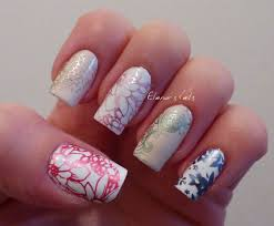 elanor u0027s nails liquid latex bargain nail art clean up help