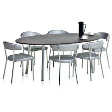 table cuisine ovale blanche table ovale extensible scandinave table
