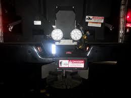 Backup Lights Best Setup For Led Backup Lights Plowsite