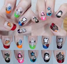 anime nail designs images nail art designs
