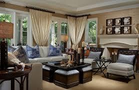Black Laminate Floor Modern Country Living Room Bamboo Slap Brown Carpet Floor White