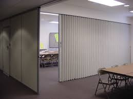 Temporary Room Divider With Door Accordion Room Divider Walls Folding Partitions And The Basics