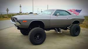 Dodge Challenger Off Road - is battle worthy 1972 dodge challenger 4x4 worth 30 000
