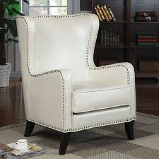 White Accent Chair Pearlized White Accent Chair Coaster Furniture Furniturepick