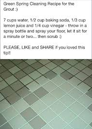 Cleaning Grout With Vinegar Best 25 Bathroom Tile Cleaner Ideas On Pinterest Cleaning