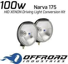 100w narva 175 fast start hid xenon conversion kit u2013 offroad