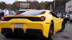matte black maserati rich the kid kid gets picked up at in a ferrari 458 speciale youtube
