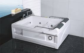 bathtubs idea amazing soaker tub with jets outdoor water