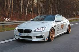 custom bmw m6 m u0026d tuning takes 650i coupe to 510 hp a mini m6 autoevolution
