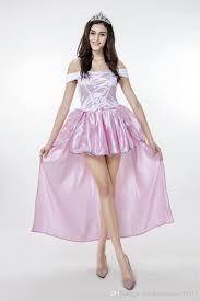 halloween costumes snow white new fairy tale snow white princess pink dress cosplay