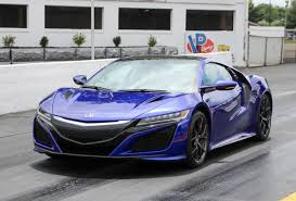 acura supercar 2017 launching the 2017 acura nsx without burnouts