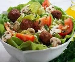 cara membuat salad sayur atau buah resep salad sayuran untuk diet murah mudah dan sehat
