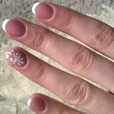 22 french tip nail art designs ideas design trends premium