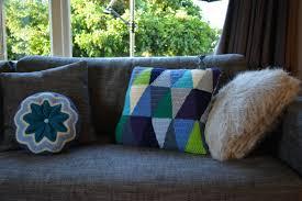 a new crochet cushion u2013 the green dragonfly