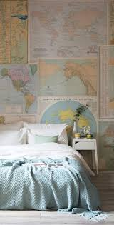 Map Bedding Best 25 Map Bedroom Ideas On Pinterest World Map Wall Room